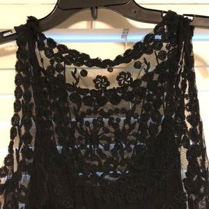 Free people lace dress. Awesome condition